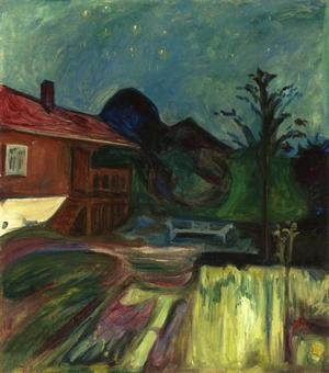 Summer Night, Asgardstrand