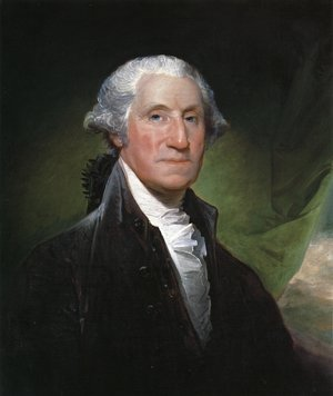 George Washington (The Gibbs-Channing-Avery Portrait)