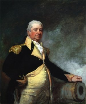 Famous paintings of Men: Henry Knox