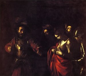 Reproduction oil paintings - Caravaggio - The Martyrdom of St. Ursula