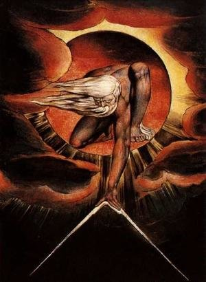 William Blake reproductions - The Ancient of Days