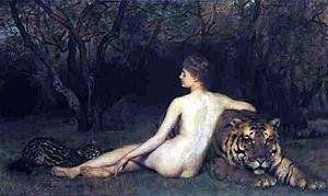 Reproduction oil paintings - John Maler Collier - Circe