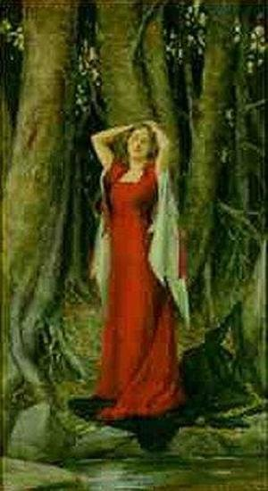 Henry Meynell Rheam reproductions - Isolde I