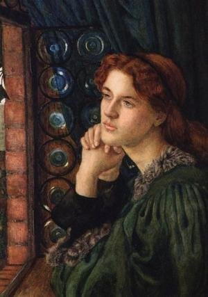 Reproduction oil paintings - Maria Euphrosyne Spartali, later Stillman - Mariana