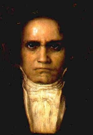 Portrait of Beethoven