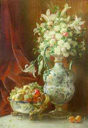 Angelo Graf von Courten Painting Reproductions For Sale
