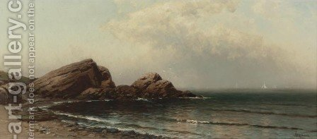 Headlands 2 by Alfred Thompson Bricher - Reproduction Oil Painting
