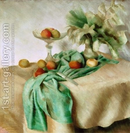 Still Life by Jacek Mierzejewski - Reproduction Oil Painting
