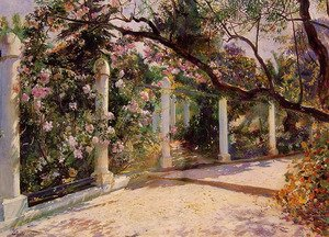 Almond Trees, Algiers