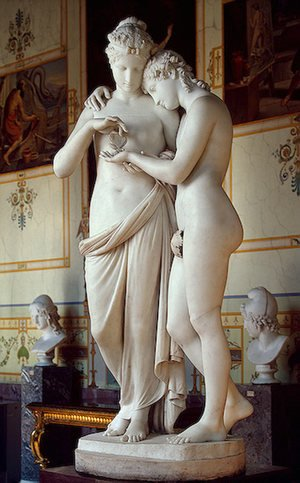 Cupid and Psyche I