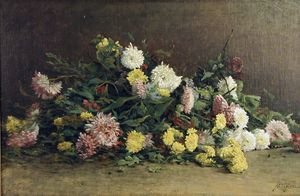 Albert Gabriel Rigolot reproductions - Flowers