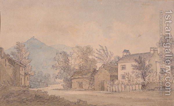Huge version of Dove Cottage, Grasmere, c.1806