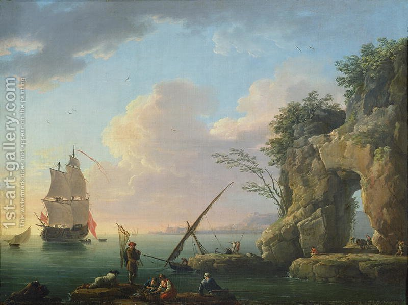 Huge version of Seascape, 1748