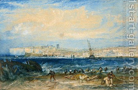 Turner: Margate, c.1822 - reproduction oil painting