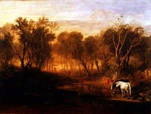 The Forest of Bere, c.1808