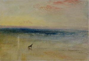 Reproduction oil paintings - Turner - Dawn after the Wreck, c.1841
