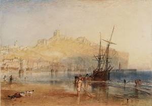 Reproduction oil paintings - Turner - Scarborough 2