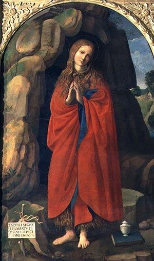 Reproduction oil paintings - Timoteo Viti - St. Mary Magdalene