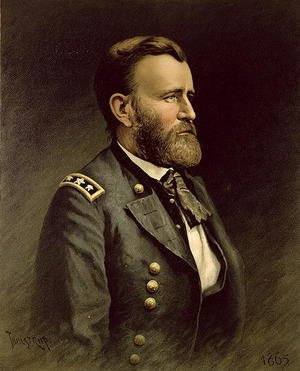 Portrait of Ulysses S. Grant, 1865