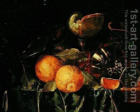 Still life by Holland The Master of - Reproduction Oil Painting