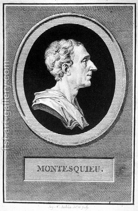 a biography of charles de secondat baron de la brede et de montesquieu