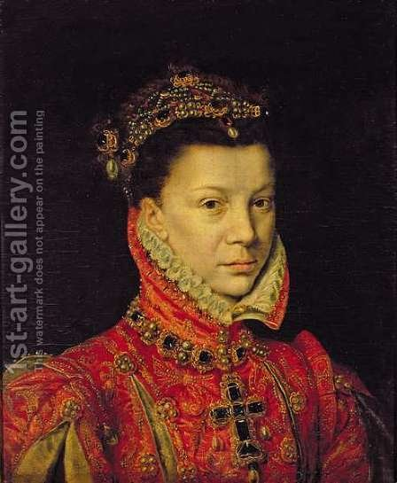 Elizabeth of Valois 1545-68 1570