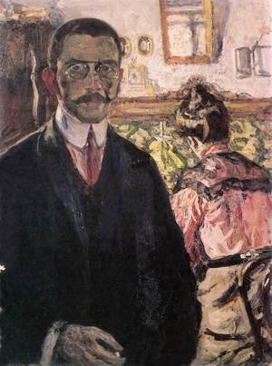 Self-portrait 1905