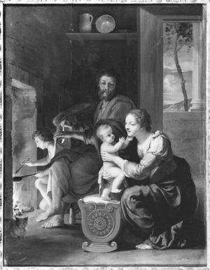 Holy Family, after 1650