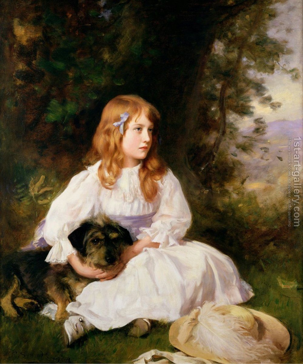 Huge version of Heather, portrait of a girl