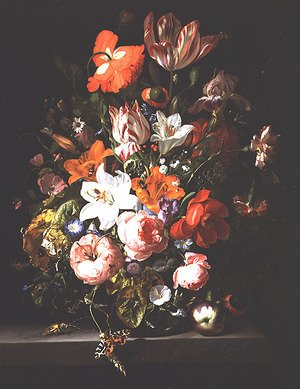 Rachel Ruysch Painting Reproductions For Sale 1st Art Gallery