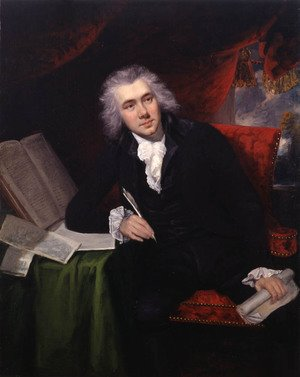 Portrait of William Wilberforce 1759-1833 Aged 29