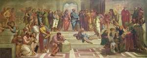 The School of Athens, after Raphael