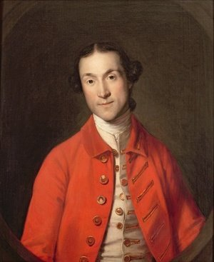 Reproduction oil paintings - Sir Joshua Reynolds - Portrait of Richard, 1st Earl Grosvenor, c.1760