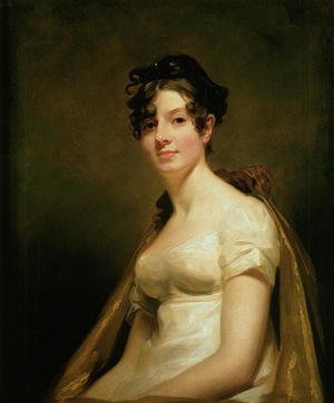 Portrait of Elizabeth Campbell 1756-1823 Marchesa di Spineto, c.1812
