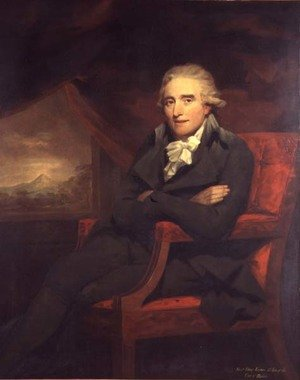 Portrait of the Hon. Henry Erskine 1746-1817