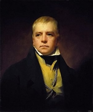 Sir Walter Scott 1771-1832, 1822