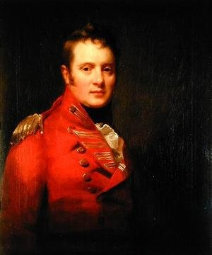 Portrait of Colonel Alexander Campbell of Possil