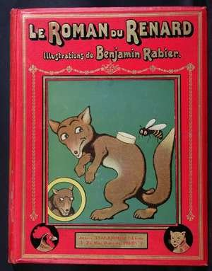 Cover for Le Roman de Renard, published by Editions Tallandier, Paris
