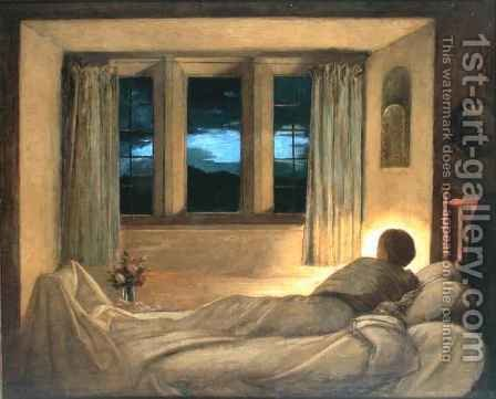 The End of the Day, 1938 by Henry A. (Harry) Payne - Reproduction Oil Painting