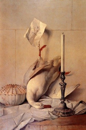The White Duck, 1753