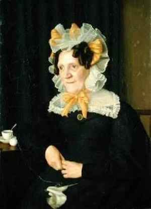 Portrait of an Old Woman 1829