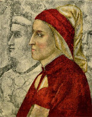 Reproduction oil paintings - Giotto Di Bondone - Dante Alighieri
