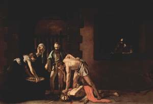 Reproduction oil paintings - Caravaggio - Beheading of Saint John the Baptist