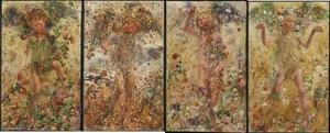 Famous paintings of Seasons: The Four Seasons