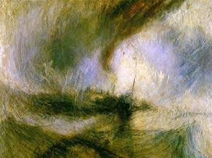 Reproduction oil paintings - Turner - Snowstorm