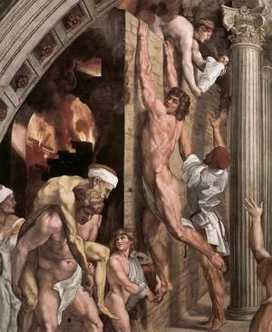Reproduction oil paintings - Raphael - Stanze Vaticane 8
