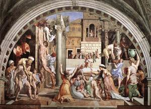 Reproduction oil paintings - Raphael - Stanze Vaticane 10