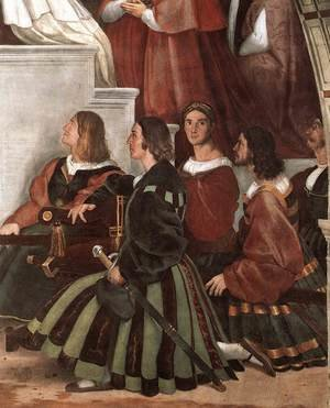 Reproduction oil paintings - Raphael - Stanze Vaticane 14