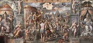 Reproduction oil paintings - Raphael - Stanze Vaticane 34