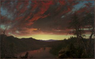 Sunrise & Sunset Paintings by Famous Artists   1st Art Gallery